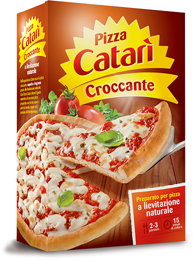 Pizza Catarì croccante